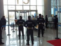 Personnel de sûreté