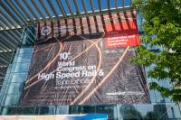 10ème congrès mondial de l'UIC sur la grande vitesse ferroviaire, 8-11 mai 2018, Ankara