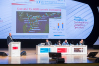 10th UIC World Congress on High Speed Rail, 8-11 May 2018, Ankara