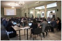 Comité exécutif de l'UIC, 4 juillet 2018, Palacio de Fernán Núñez, Madrid