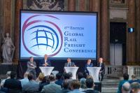 6ème conférence mondiale de l'UIC sur le fret ferroviaire (GRFC), 26-28 juin 2018, Gênes