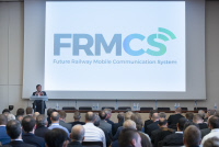 1st Global UIC Future Railway Mobile Communication System (FRMCS) Conference, 14-15 May 2019, UIC Headquarters, Paris