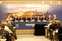 28th UIC European Regional Assembly, 24 June 2019, Budapest.