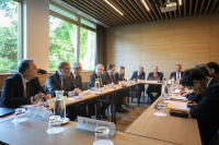 UIC Regional Chairmen Meeting, 25 June 2019, Budapest