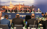 UIC Executive Board, 25 June 2019, Budapest