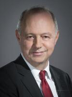 Portrait de M. Christian Chavanel, UIC