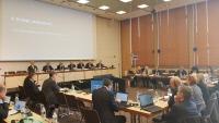 European Management Committee (EMC), 10 décembre 2019, siège de l'UIC, Paris