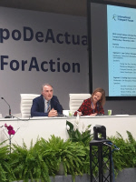 UNFCCC official side event at COP 25, 4 December 2019, Madrid
