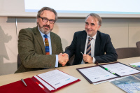 MoU between UIC and ETOA, 11 December 2019, UIC Headquarters, Paris
