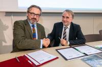 Protocole d'accord entre l'UIC et l'ETOA, 11 décembre 2019, siège de l'UIC, Paris