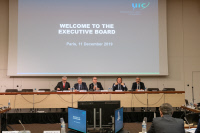 UIC Executive Board, 11 December 2019, Paris