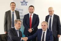 Memorandum of Understanding UIC - IATA, 30 January 2020, Geneva