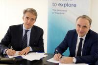 Protocole d'accord UIC - IATA, Genève, 30 janvier 2020