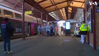 France Evacuates Coronavirus Patients Via Train