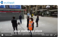 [FRANCE] #InTrainAllResponsible