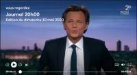 [FRANCE] 7'45'': ouverture des gares et accroissement des passagers en train et en métro (Paris / Saint Lazare)
