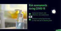 [UNITED KINGDOM] Risk assessment during Covid-19