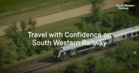 [UNITED KINGDOM] Travel with confidence on South Western Railway