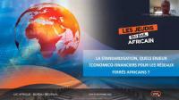 2ème webinaire : les jeudis des chemins de fer africains, 26 novembre 2020, 10:00 - 12:00