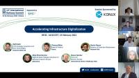 10th International Railway Summit, 23 February 2021: Accelerating Infrastructure Digitalization