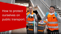 [SWITZERLAND] How to protect ourselves on public transport